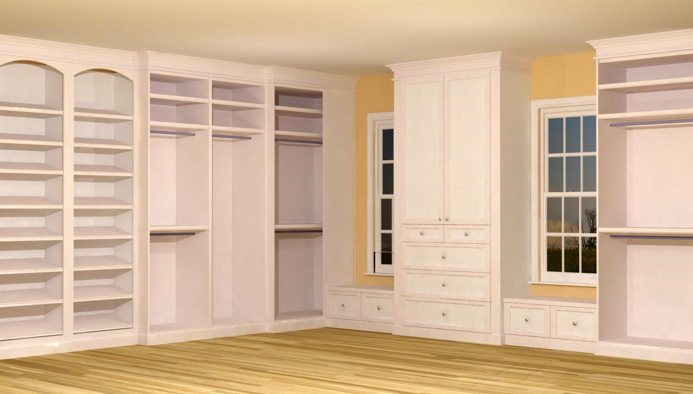 Closets Amp Dressing Rooms Nick Miller Design