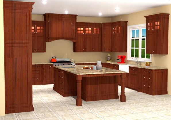 inset mahogany kitchen design rendering nick miller design mahogany kitchen cabinets shaker style rta best value