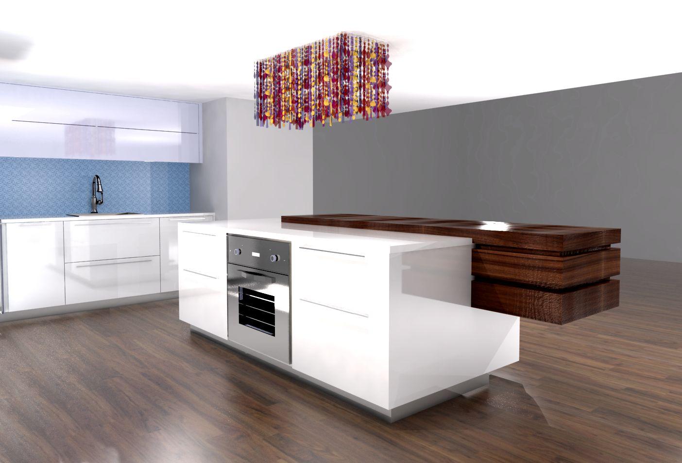 High gloss lacquer white kitchen modern kitchen london by lwk - 28 Gloss White Kitchen Island High Gloss Kitchens